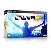 guitar hero ps3 box